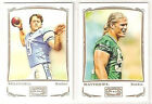 2009 Topps Mayo Complete Football Set (#1-330) with SP's and Rookies