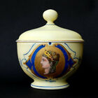 French Porcelain Box Sevres / Limoges Queen Josephine / Napoleon 1860