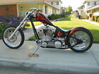 Custom Built Motorcycles : Chopper custom chopper