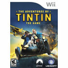 The Adventures of TinTin The Game for Nintendo Wii New and Sealed