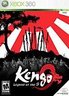 Kengo: Legend of the 9  (Xbox 360, 2007)
