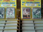 1990 SCORE FOOTBALL BLISTER PACK 15 PACKS HOT CARDS