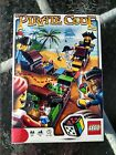 Lego Pirate Code (3840) buildable board game 2010 2-4 players 8+ factory sealed