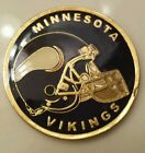Minnesota Vikings & Operation Iraqi Freedom Challenge Coin