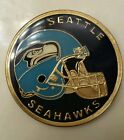 Seattle Seahawks & Operation Iraqi Freedom Challenge Coin