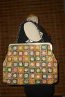 RARE COLLECTIBLE VINTAGE PURSE VINTAGE FLORAL BEADED PURSE WITH  CHAIN STRAP