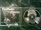final conflict the american scream gbh discharge exploited total chaos uk subs