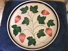 NEW - PRETTY STRAWBERRY DESIGN DANSK PLATTER
