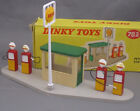 Vintage 60's Dinky 782 Shell Petrol Pump Station Set GORGEOUS MINT/BOXED
