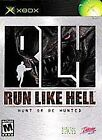 RLH: Run Like Hell  (Xbox, 2003)