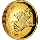 1 oz Australian Wedge Tailed Eagle 100Mills pure .999 24k gold Bullion Coin RARE