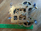 ANTIQUE GILBERT CLOCK CO -  FOR PARTS REPAIR - AS IS - STEAMPUNK PARTS#4