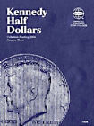 Whitman Folders - Kennedy Half Dollars No.3, Starting 2004