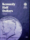 Whitman Folders - Kennedy Half Dollars No. 1, 1964-1985