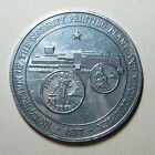 1977 Philippines 50 Pesos CB Plant Inauguration Coin.