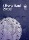 Whitman Folders - Liberty Head Nickel, 1883-1912 Inclusive