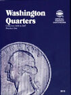Whitman Folders - Washington Quarter No. 1,1932-1947