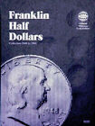 Whitman Folders - Franklin Half Dollar, 1948-1963