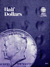 Whitman Folders - Plain Half Dollars, No dates, 36 openings