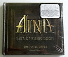 Aina - Days of Rising Doom (The Metal Opera) Limited Edition CD (New