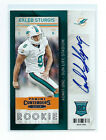 2013 Panini Contenders Football Rookie Ticket Autographs Short Prints 4