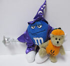 Boyd's Halloween Plush #919098 Gourdy With Blue, M&M Decoration PRISTINE CLEAN