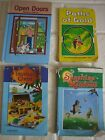 Abeka Grade 2 Readers Lot Treasure Chest Sunshine Meadows Paths of Gold etc