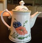 Villeroy & Boch, Amapola Pattern, Coffee Pot