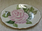 2002 SIGNED HAND PAINTED LENOX G. COPE ROSE  OVAL PLATE DISH slg55