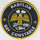 BABYLON BAY CONSTABLE POLICE PATCH NEW YORK NY