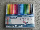 Brand New Staedtler Ergosoft Colored Pencil Sets 24 Pack & Case