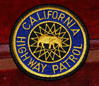 Early Issue CHP California Highway Patrol Patch Limited Edition Free shipping