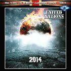 UNITED NATIONS - 2014 / New CD 2014 / Melodic Hard Rock AOR Limited 500 Copies