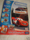 VTECH CREATE A STORY CARS 2 Books and 1 Video Game