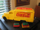 MARX Coca-Cola Delivery Truck with 5 Cases and Bottles with Box