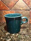 Fiesta EVERGREEN Coffee Cup MUG Tom Jerry Fiestaware Retired  Green