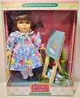 Classic Treasures Special Edition Collectible Bisque Porcelain Doll Art Painter