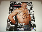Chuck Liddell Cards, Rookie Cards and Autographed Memorabilia Guide 33