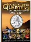 Whitman National Park Quarters Collector Folder 2010 2021