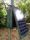 Family Preppers radio system repeater UHF GMRS Camo Color 7.5 Watts solar power