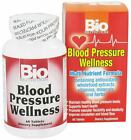 Bio Nutrition BLOOD PRESSURE WELLNESS 60 Tablets - Supports Heart Health