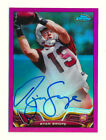 Get to Know All the 2013 Topps Chrome Football Rookie Autographs 75