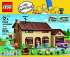 Lego Simpsons House 71006 Rare And Sold Out In Hand