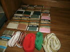 Lot of Assorted Piping Binding Trim