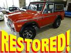 Ford  Bronco VERY RARE1976 FORD BRONCO 4X4 HARD TOP AUTOMATIC 302 V8 FULLY RESTORED