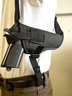 Nylon Shoulder Holster  Double Mag Pouch for Glock G34 9mm G35 40 G41 45ACP