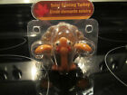 Plastic Solar-Powered Thanksgiving Dancing Turkey!!