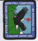 BSA 2004 East Carolina Council - Tar River District - Fall Camporee