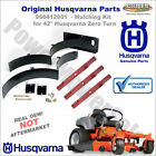 966412901 Mulching Kit for Husqvarna 42 RZ  EZ Zero turn w fabricated deck
