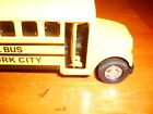 small new york city school bus diecast toy,used,rollback/loose.